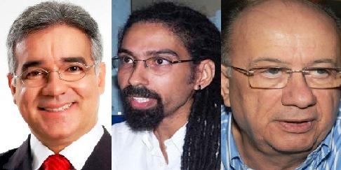 José Ronaldo, Zé Neto, Jhonatas Monteiro e os votos de 2012