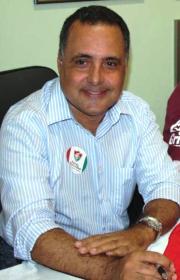 Foto: Suplente de senador Zé Chico (DEM)