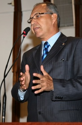 Deputado estadual Carlos Geilson (PSDB)